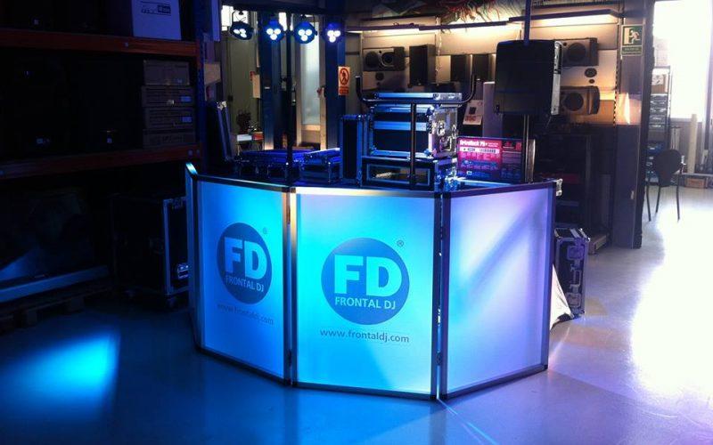 FRONTAL DJ