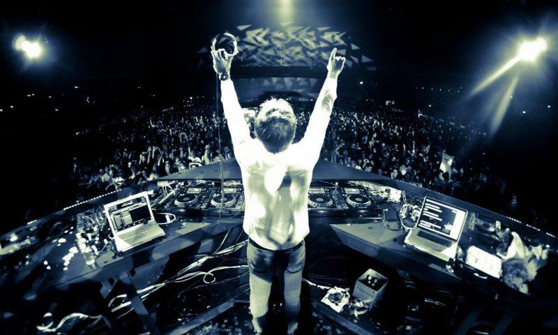 FRONTALES Y PANEL DE DJ