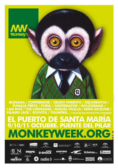 MONKEYWEEK