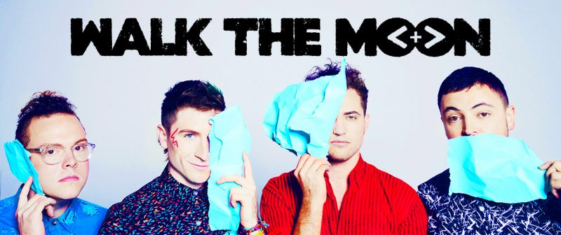 Entradas de conciertos: Walk The Moon