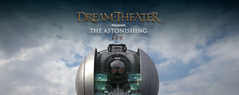 dream theater the astonishing teaser web