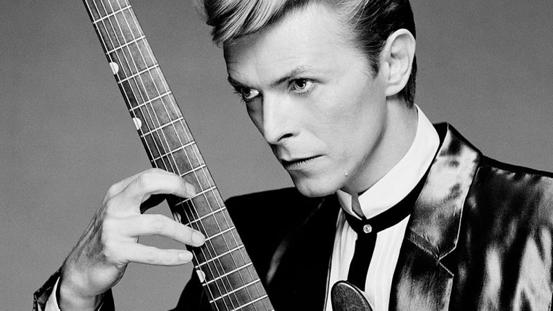 LOS DISFRACES DE DAVID BOWIE