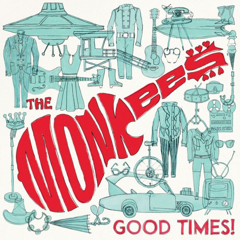 the monkees good times album rivers cuomo