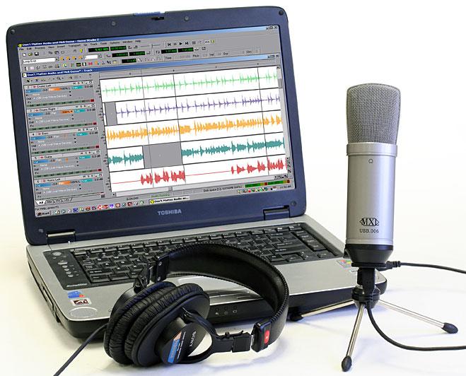 GRABA TU VOZ COMO UN ARTISTA micrófonos USB baratos y profesionales