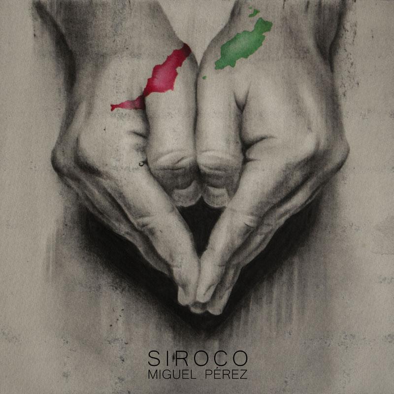 Siroco, de Miguel Pérez. La historia amorosa entre Lanzarote y Fuerteventura