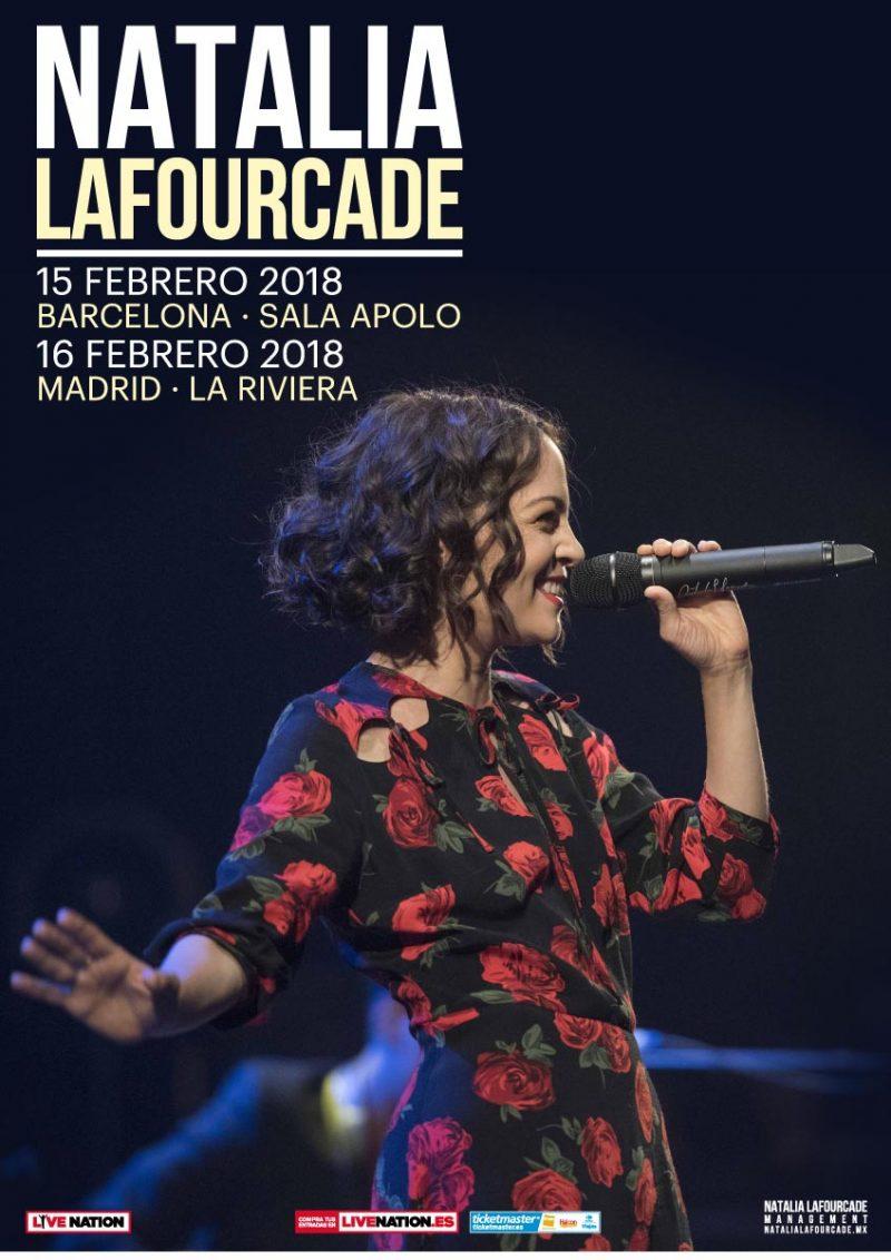 Natalia Lafourcade en España