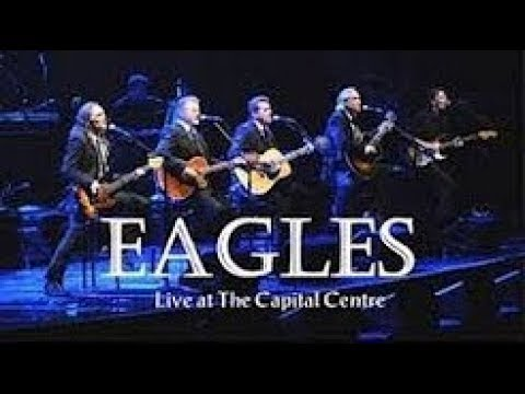 ASÍ FUE – The Eagles 1977 en Capital Centre