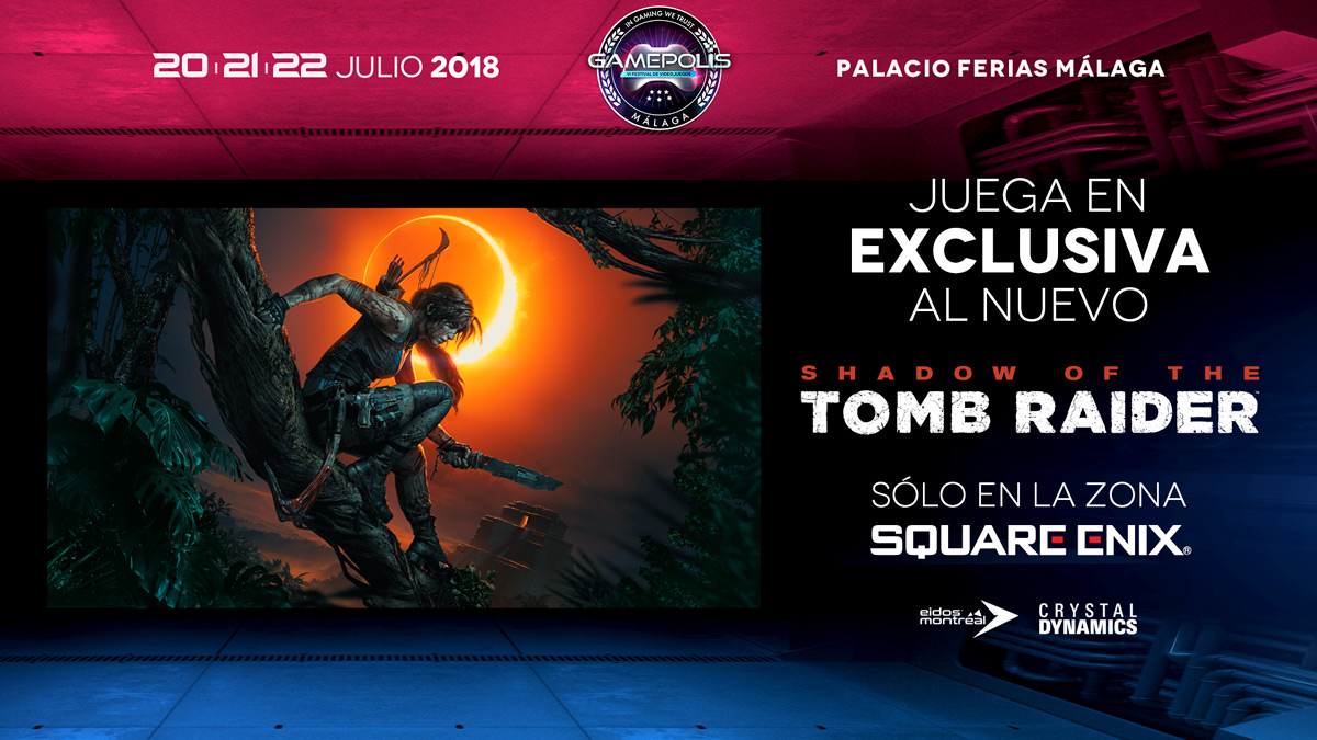Banner Juega a Shadow of TR