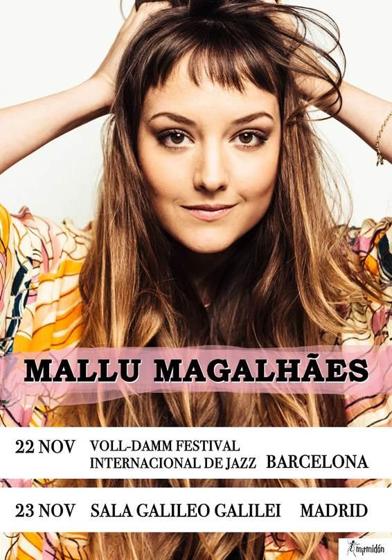 Mallu Magalhaes