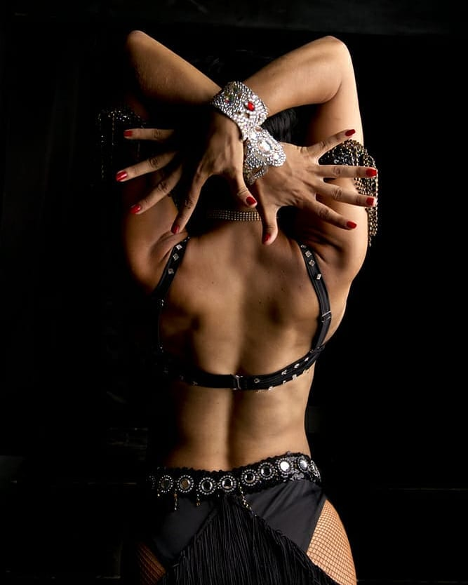 bailarinas salsa