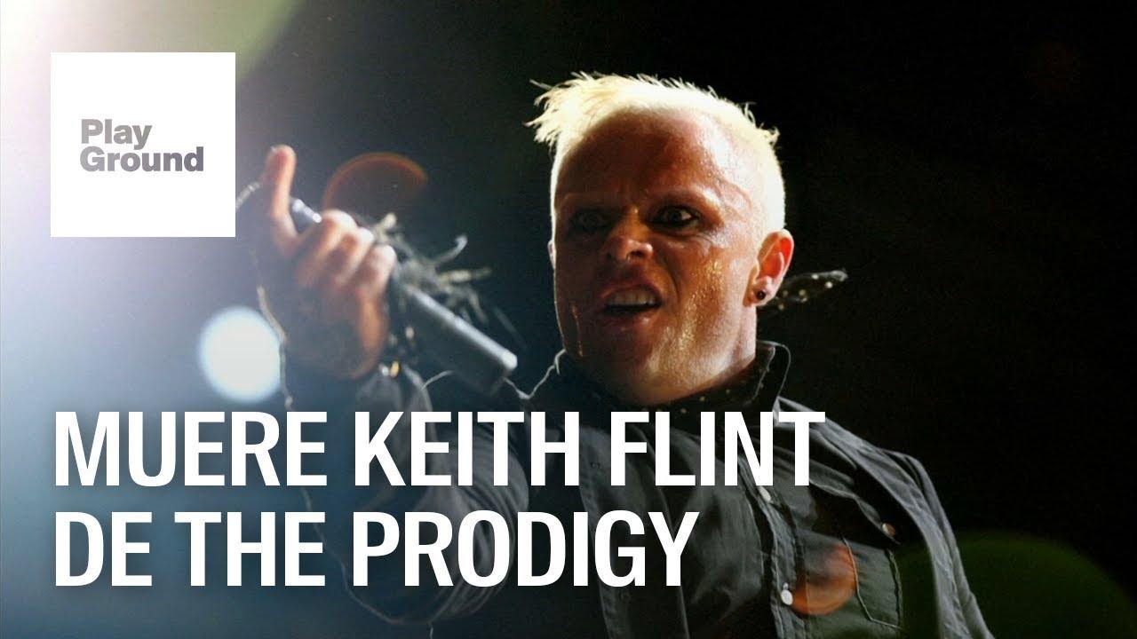 adios al cantante de the prodigy