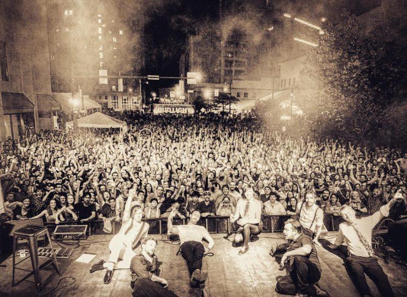 caravan palace concerts - CARAVANE news