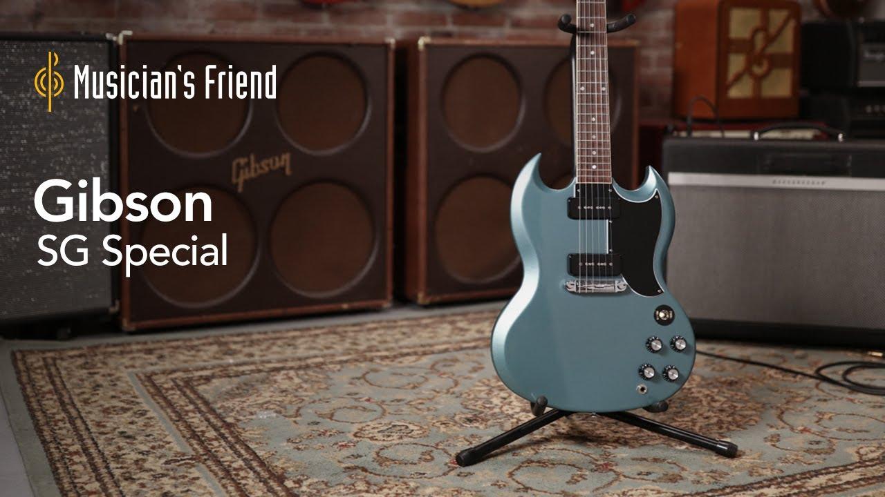 gibson sg special una guitarra i
