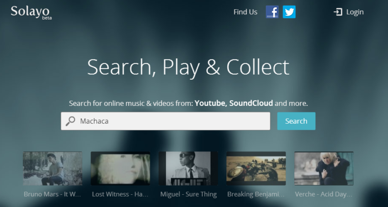 páginas para escuchar música online que no son las de toda la vida de un millennial