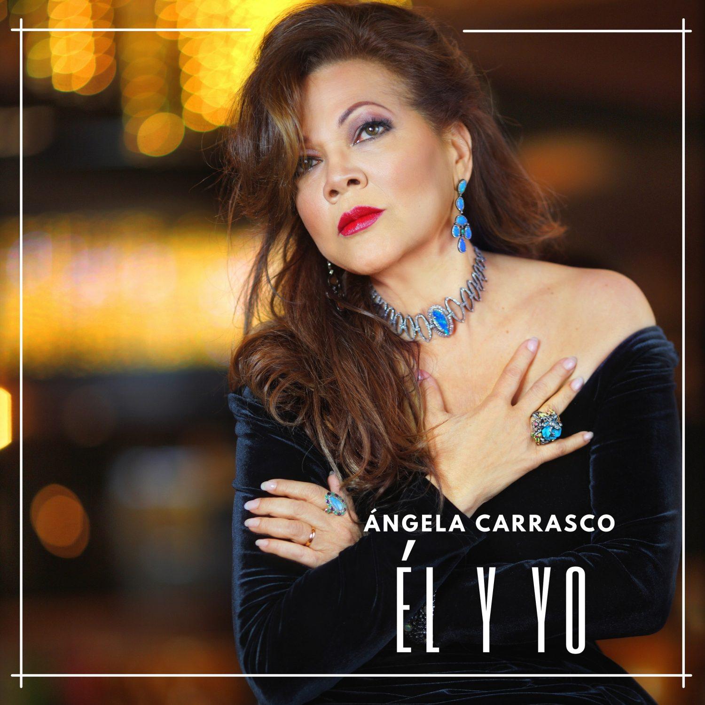 El y Yo portada Angela Carrasco